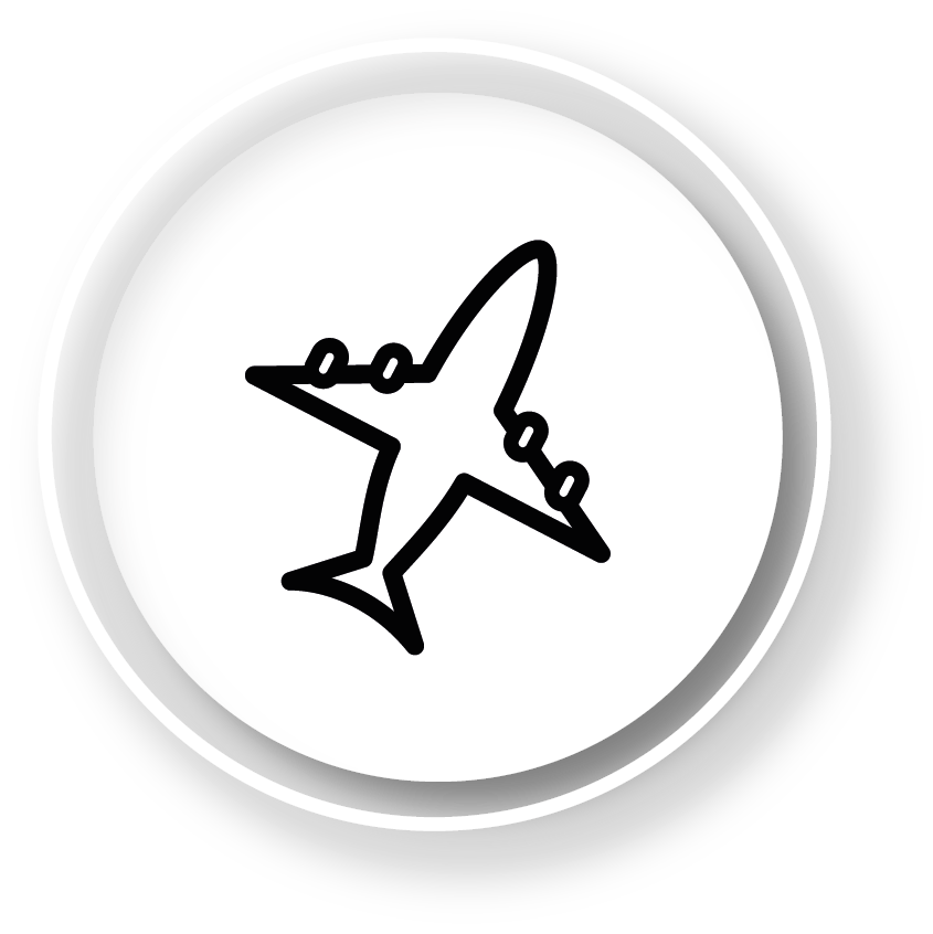 Gratis transport fra lufthavn til klinik